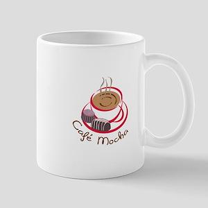 CAFE MOCHA Mugs