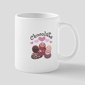 GOURMET CHOCOLATES Mugs