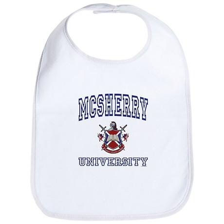 MCSHERRY University Bib