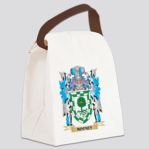 Mooney Coat of Arms - Family Cres Canvas Lunch Bag