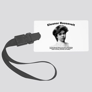 Eleanor: Stand Large Luggage Tag