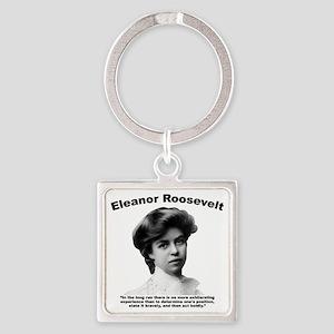 Eleanor: Stand Square Keychain