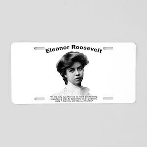 Eleanor: Stand Aluminum License Plate