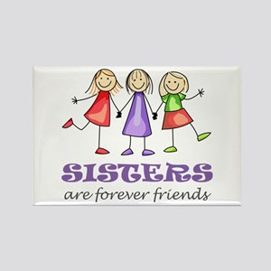 Sisters Magnets