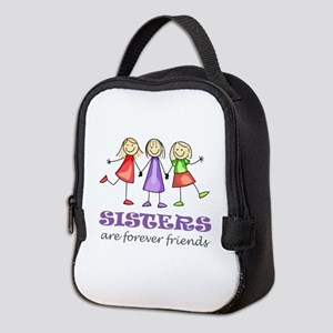Sisters Neoprene Lunch Bag