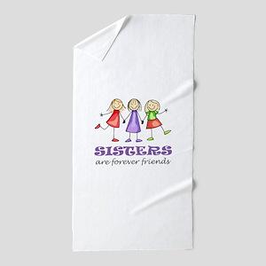 Sisters Beach Towel