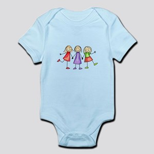 BEST FRIENDS FOREVER Body Suit