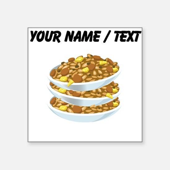 Custom Fried Rice Sticker