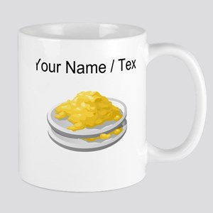 Custom Scrambled Eggs Mugs