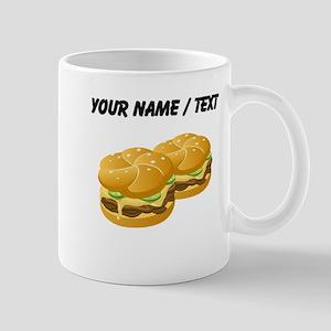 Custom Cheeseburgers Mugs