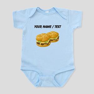 Custom Cheeseburgers Body Suit
