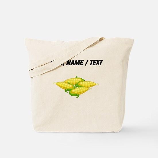 Custom Corn On The Cob Tote Bag