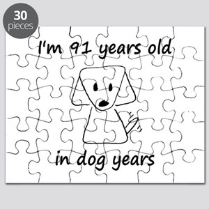 13 dog years 6 - 2 Puzzle