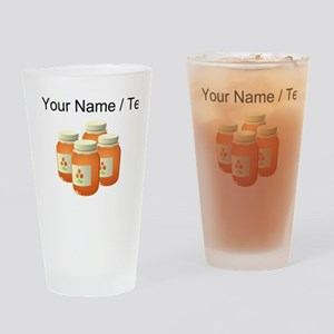 Custom Berry Jelly Drinking Glass