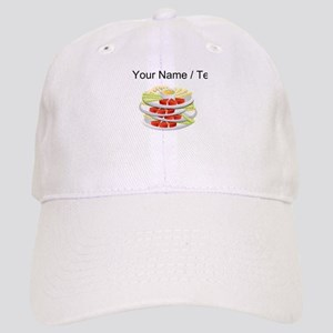 Custom Vegetable Platter Baseball Cap