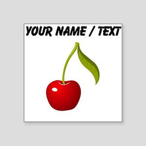 Custom Cherry Sticker