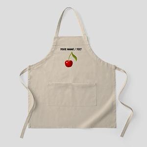 Custom Cherry Apron