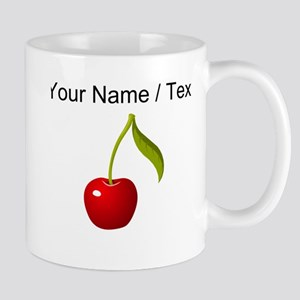 Custom Cherry Mugs