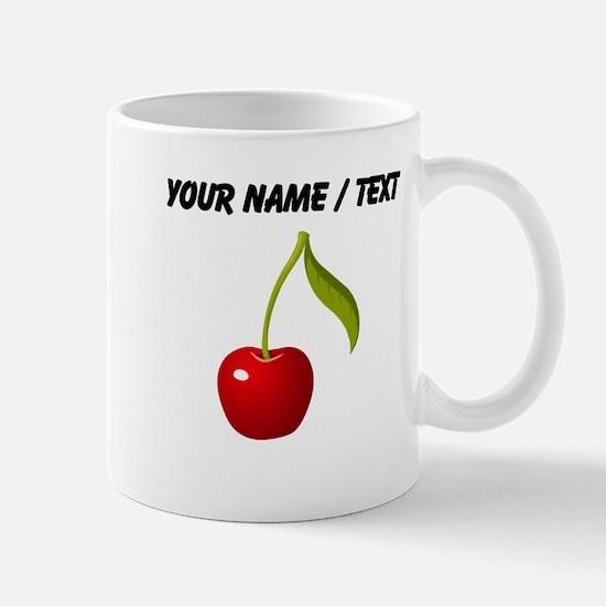 Custom Cherry Mugs