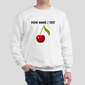 Custom Cherry Sweatshirt