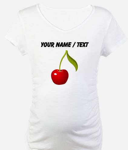 Custom Cherry Shirt