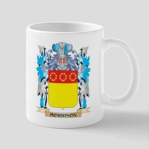 Morrison Coat of Arms - Family Crest Mugs