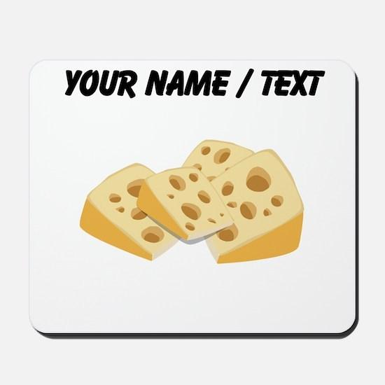 Custom Cheese Mousepad