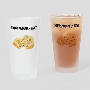 Custom Cheese Drinking Glass