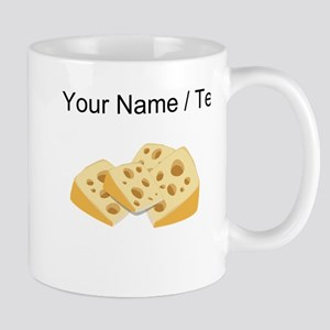 Custom Cheese Mugs