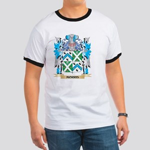 Morris Coat of Arms - Family Cres T-Shirt