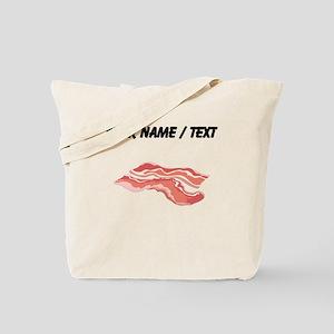Custom Bacon Tote Bag