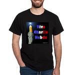 Vive Charlie Hebdo Dark T-Shirt