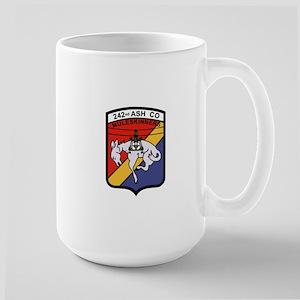 242nd ASH Company Muleskinners Mugs