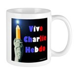 Vive Charlie Hebdo Mugs