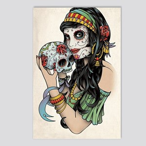 Gypsy Rose Postcards (Package of 8)