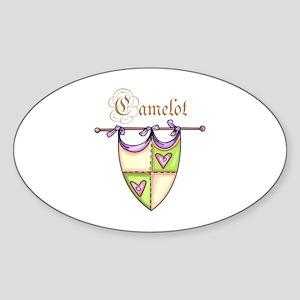 CAMELOT Sticker