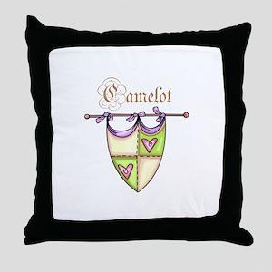 CAMELOT Throw Pillow