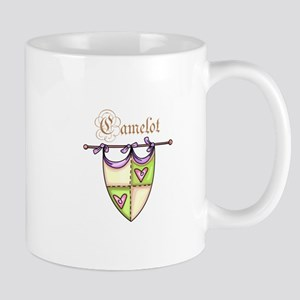 CAMELOT Mugs
