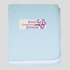 FAIRY PRINCESS baby blanket