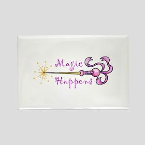 MAGIC HAPPENS Magnets