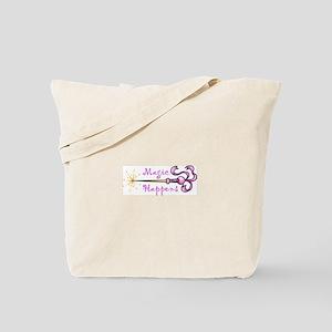 MAGIC HAPPENS Tote Bag