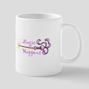 MAGIC HAPPENS Mugs