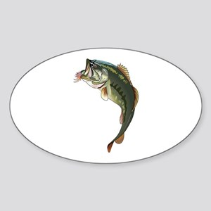 BASS JUMPING Sticker