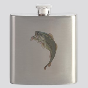 BASS JUMPING Flask