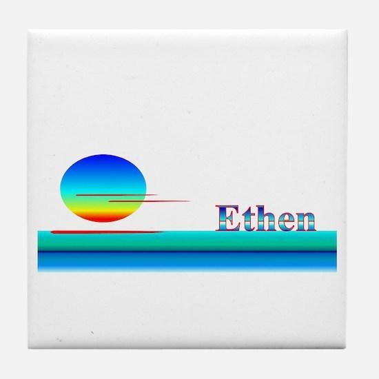 Ethen Tile Coaster