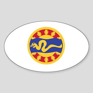 3-116th Cavalry Regiment Sn Sticker