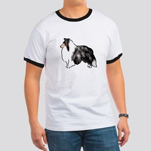 shetland sheepdog blue merle T-Shirt