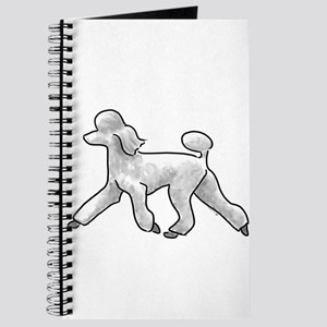 poodle white Journal
