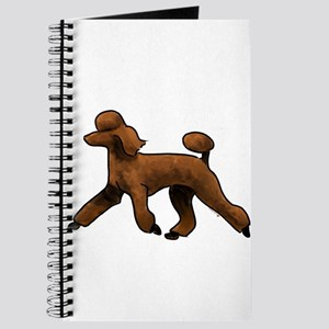 red poodle Journal
