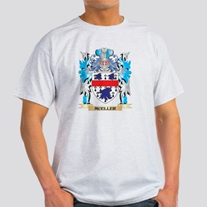 Mueller Coat of Arms - Family Cres T-Shirt